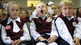 Школы начнут принимать электронные заявления о зачислении в 1 класс