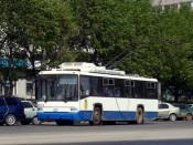 В Киров завезли ещё 5 новых башкирских троллейбусов