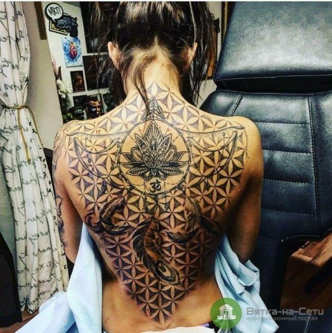 Онищенко против татуировок. Они могут быть причиной онкологии.