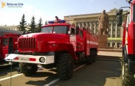 Пожарной охране России — 365 лет