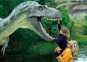 Динозавры прибудут в Котельнич в конце августа - начале сентября