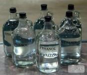 На почте в «Дни запрета» торговали пищевым спиртом