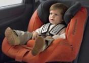 За отсутствие детского автокресла собираются ввести штраф либо лишение прав