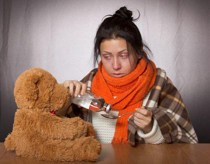 В Кирове растет заболеваемость гриппом