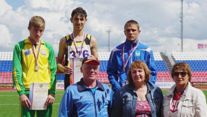 Кировчанин установил рекорд России в легкой атлетике