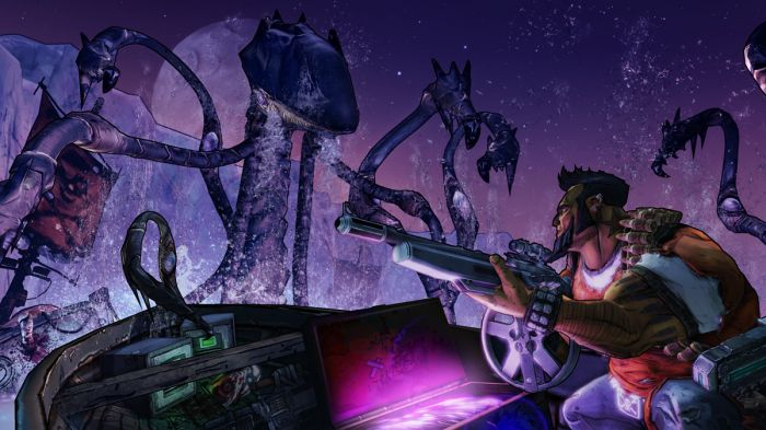 Обзор игры Borderlands 2