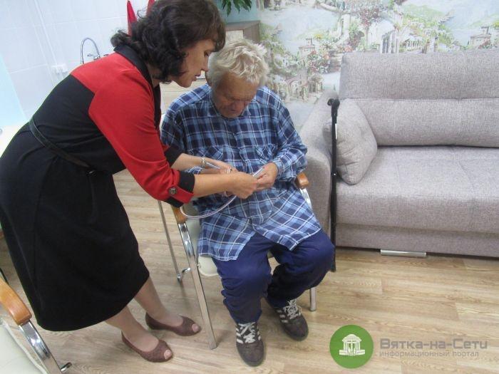 В Советском районе открылась группа дневного пребывания для граждан пожилого возраста
