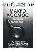 """27 ноября выставка Татьяны Борисовой  """"Макрокосмос"""""""