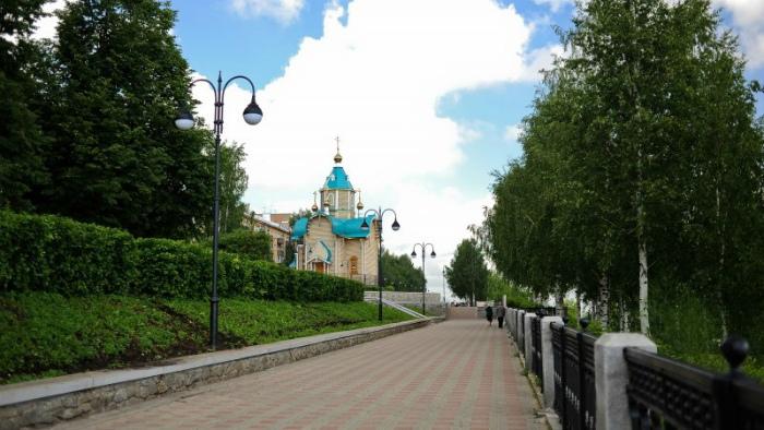 Из-за плохой погоды в Кирове перенесли открытие туристического сезона