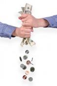 Долги по зарплате в области сократились на 44 миллиона рублей