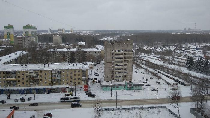 В Кирове выпала месячная норма осадков