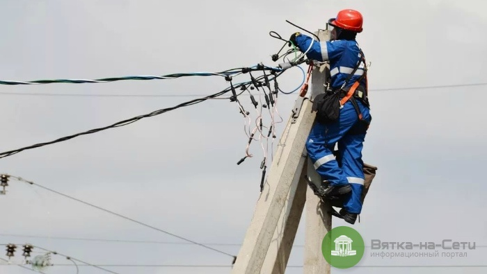 Поселок Садаковский частично отключат от электроэнергии