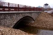Строя теплотрассу, кировские «умельцы» разрушили берег реки