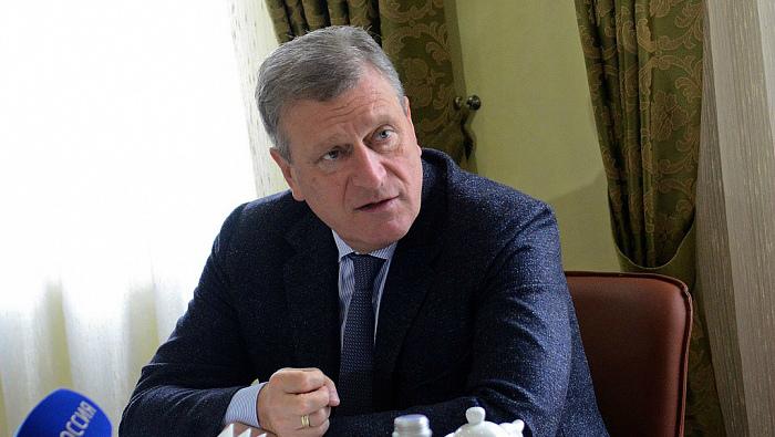 Игорь Васильев вошел в топ-30 губернаторов с сильным влиянием