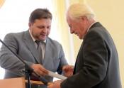 Премию Александра Грина получил писатель Виктор Потанин