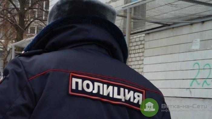Жительница Слободского при задержании спрятала пакет с наркотиками за щекой