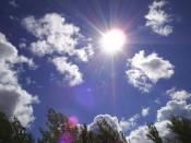 Солнце светит, но не греет