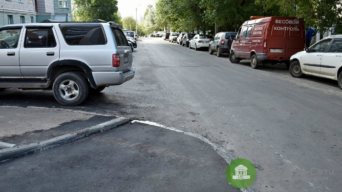В Кирове после ремонта сдали улицу МОПРа