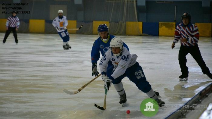 Хоккеисты «Родины» заработали первое очко в чемпионате