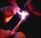 Вчера состоялось открытие Вятского лазерного инновационно-технологического центра