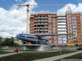 В самолете Ан-8 сделают выставочный зал