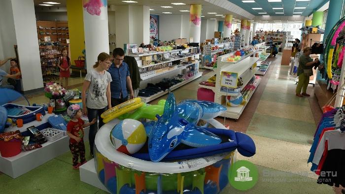В Кирове открылся обновленный «Детский мир»
