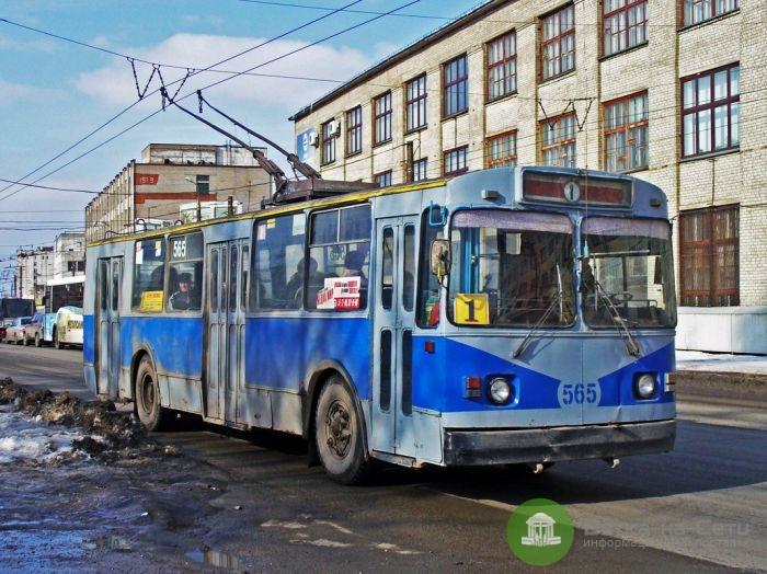В Кирове появятся 15 новых троллейбусов