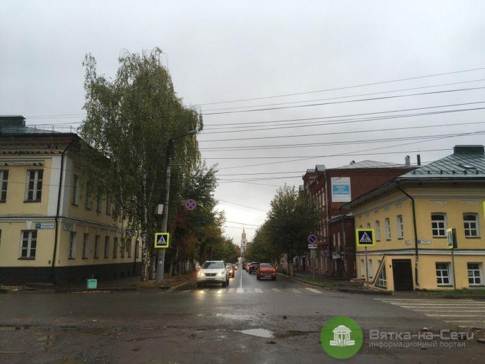 Погода в Кирове: выходные будут дождливыми и прохладными