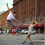 Киров стал танцующим городом