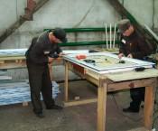 Заключённые в Кирово-Чепецкой колонии начали производство пластиковых окон