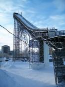Кировский трамплин реконструируют только спустя два года
