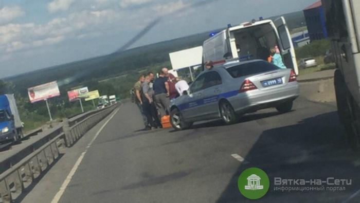 В Кирове на Филейке сбили женщину