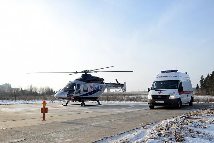 «Вертолёты России» рассмотрят возможность поставки второго «Ансата» в Кировскую область
