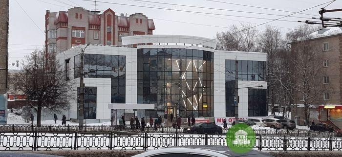 В Кирове открыли торговый центр после реконструкции