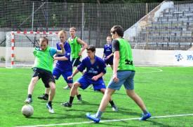 В Кирово-Чепецке завершилось первенство по дворовому футболу