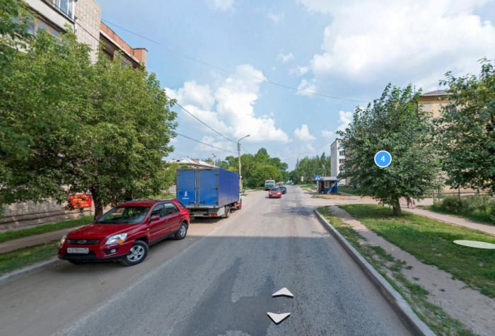 Продлено ограничение движения транспорта по улицам Верхосунской и Хлыновской