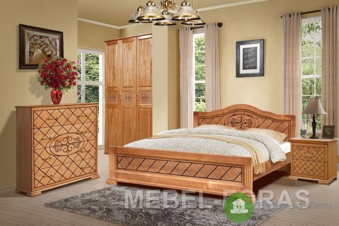 Где купить мебель из дерева?