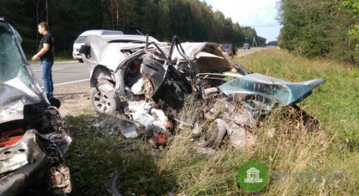 Стали известны подробности смертельного ДТП на трассе Киров – Советск