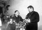 Бывший настоятель Спасского собора  отец Александр получил 15 суток