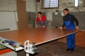 Заключенные в Чепецке изготавливают мебель