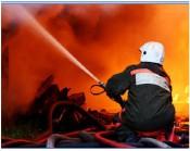 43 пожара за неделю произошло в Кировской области