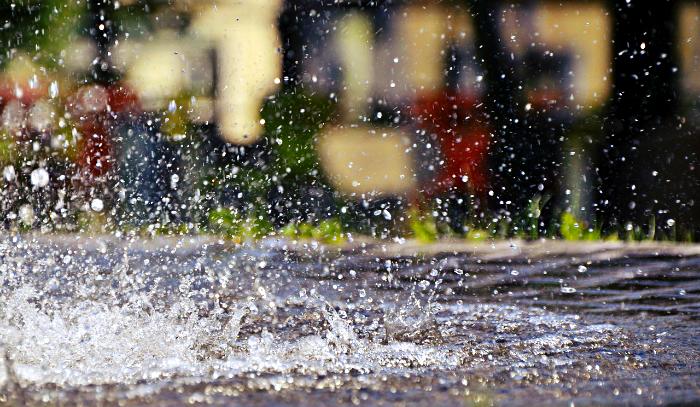 В парке Победы откроют фонтан