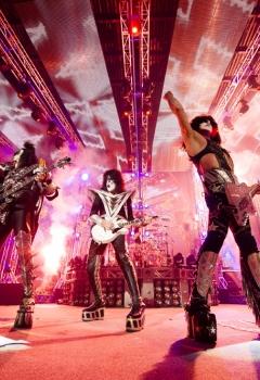 Концерт Kiss Rock Vegas