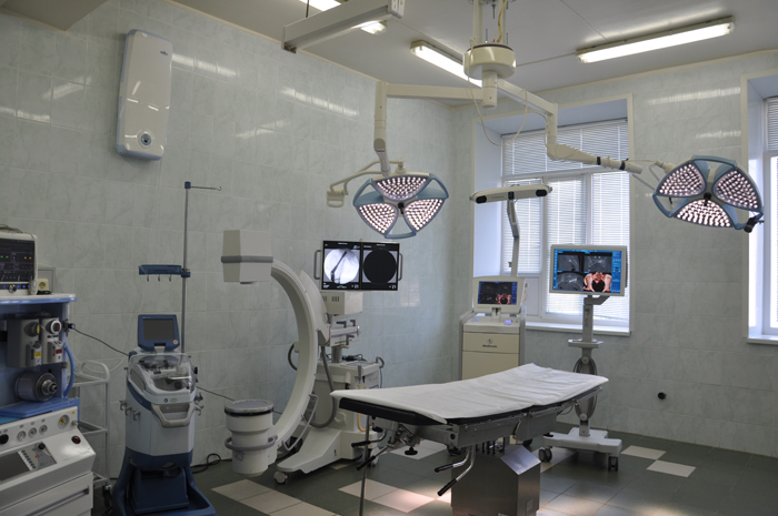 Для районных больниц Кировской области закуплено новое медицинское оборудование