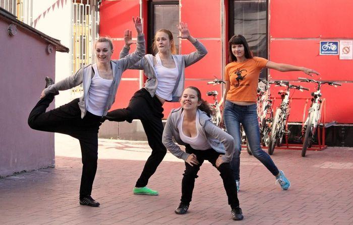 В Кирове пройдет танцевальный флешмоб