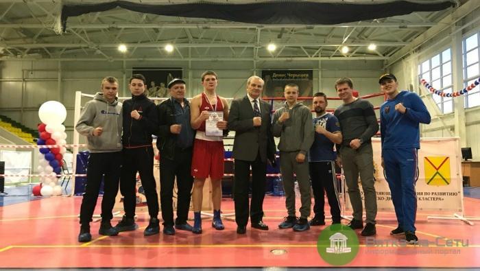 Боксер из Слободского стал призером первенства ПФО