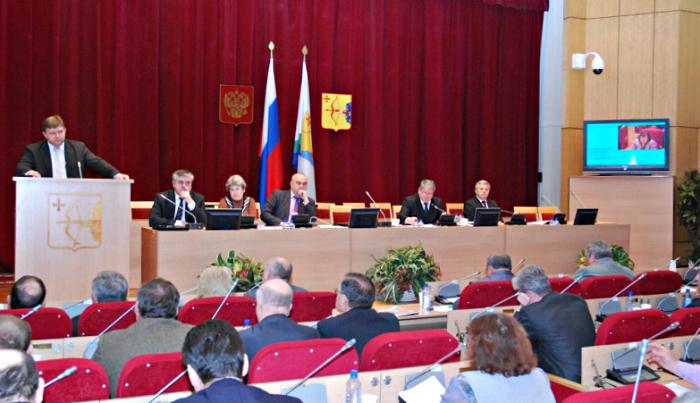 Выборы депутатов ОЗС пройдут в единый день голосования