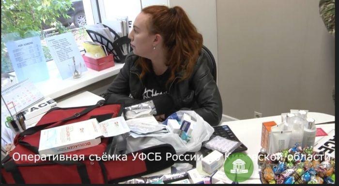 В Кирове задержали продавцов незарегистрированных лекарственных средств (Видео)