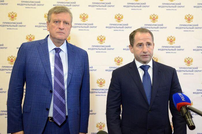 Михаил Бабич и Игорь Васильев подвели итоги работы в Кирове