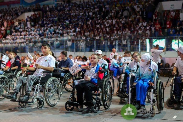 Спортсмены из Кировской области принимают участие в III Всероссийской Спартакиаде инвалидов